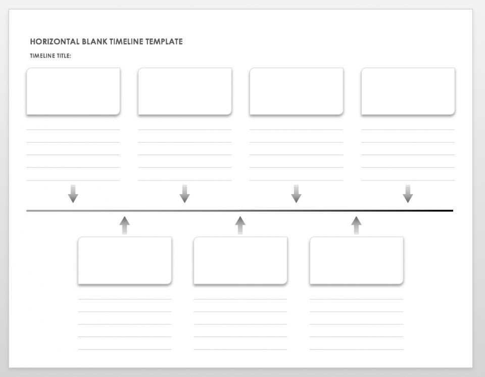 Timeline Templates for Kids Free Blank Timeline Templates