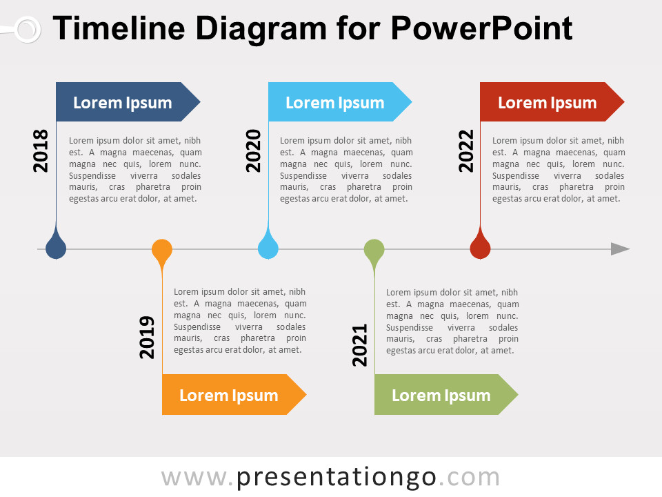 Timeline Templates for Powerpoint Timeline Diagram for Powerpoint Presentationgo