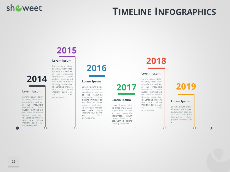 Timeline Templates for Powerpoint Timeline Infographics Templates for Powerpoint