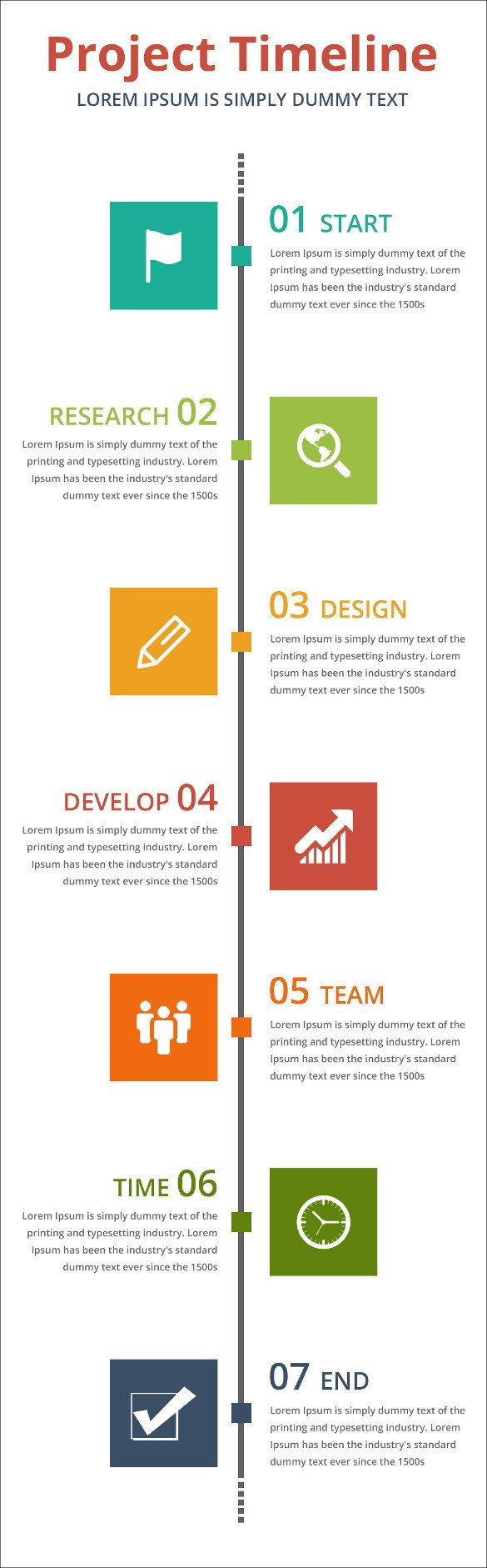 Timeline Templates for Word Project Timeline Templates 19 Free Word Ppt format