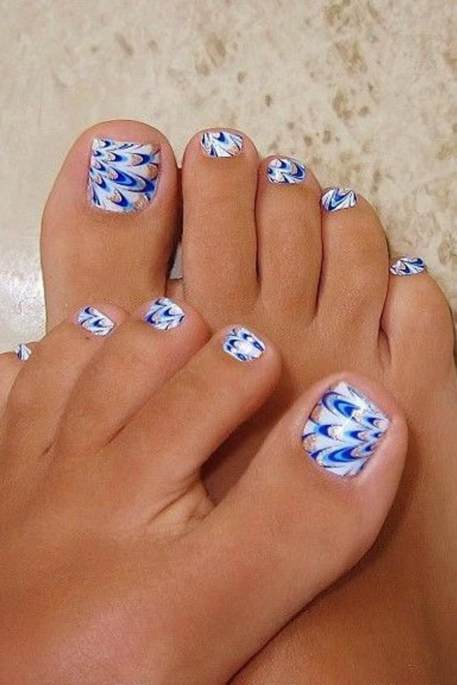 Toe Nail Designs Ideas 25 Best Ideas About toe Nail Designs On Pinterest