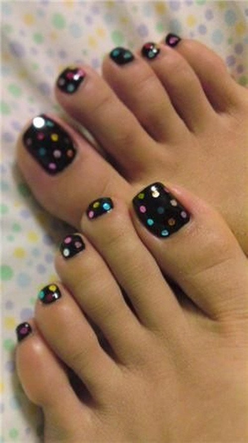 Toe Nail Designs Ideas 25 Cute and Adorable toenail Art Designs