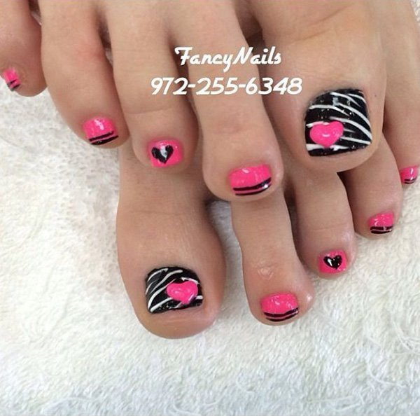 Toe Nail Designs Ideas 27 Gorgeous toe Nail Art Designs that You Should Got to Have