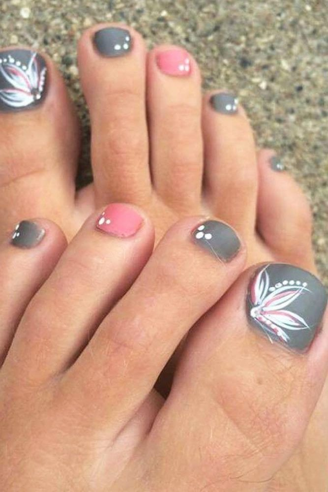 Toe Nail Designs Ideas Best 25 Nail Design Ideas Only On Pinterest