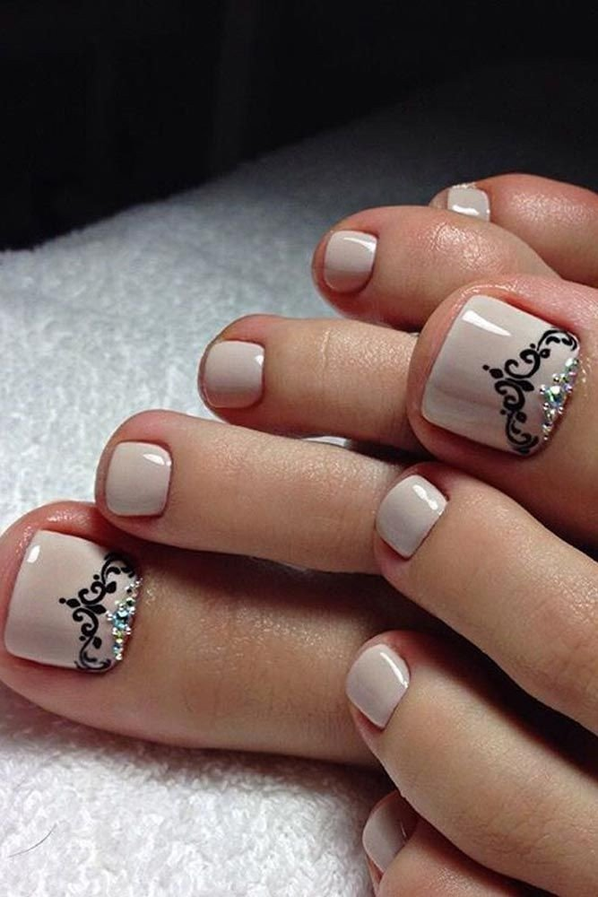 Toe Nail Designs Ideas Best 25 toe Nail Designs Ideas On Pinterest