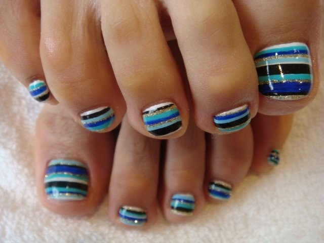 Toe Nail Designs Ideas Chic toe Nail Art Ideas for Summer