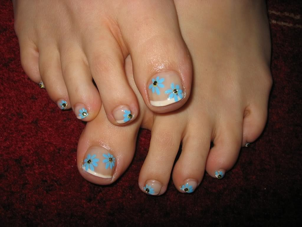 Toe Nail Designs Ideas Pedicures Just Got Better with these 50 Cute toe Nail Designs