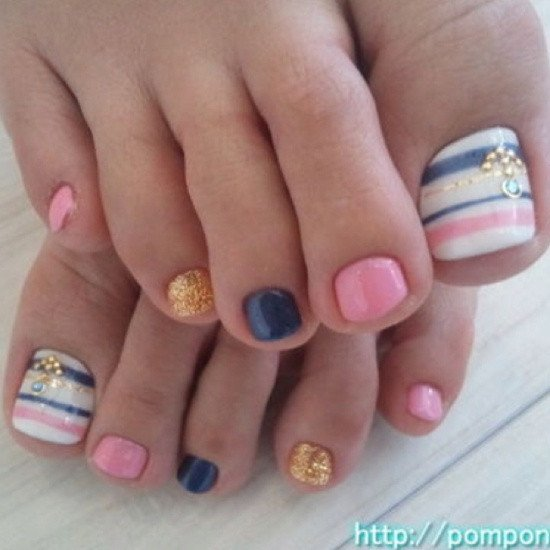 Toe Nail Designs Ideas toe Nails