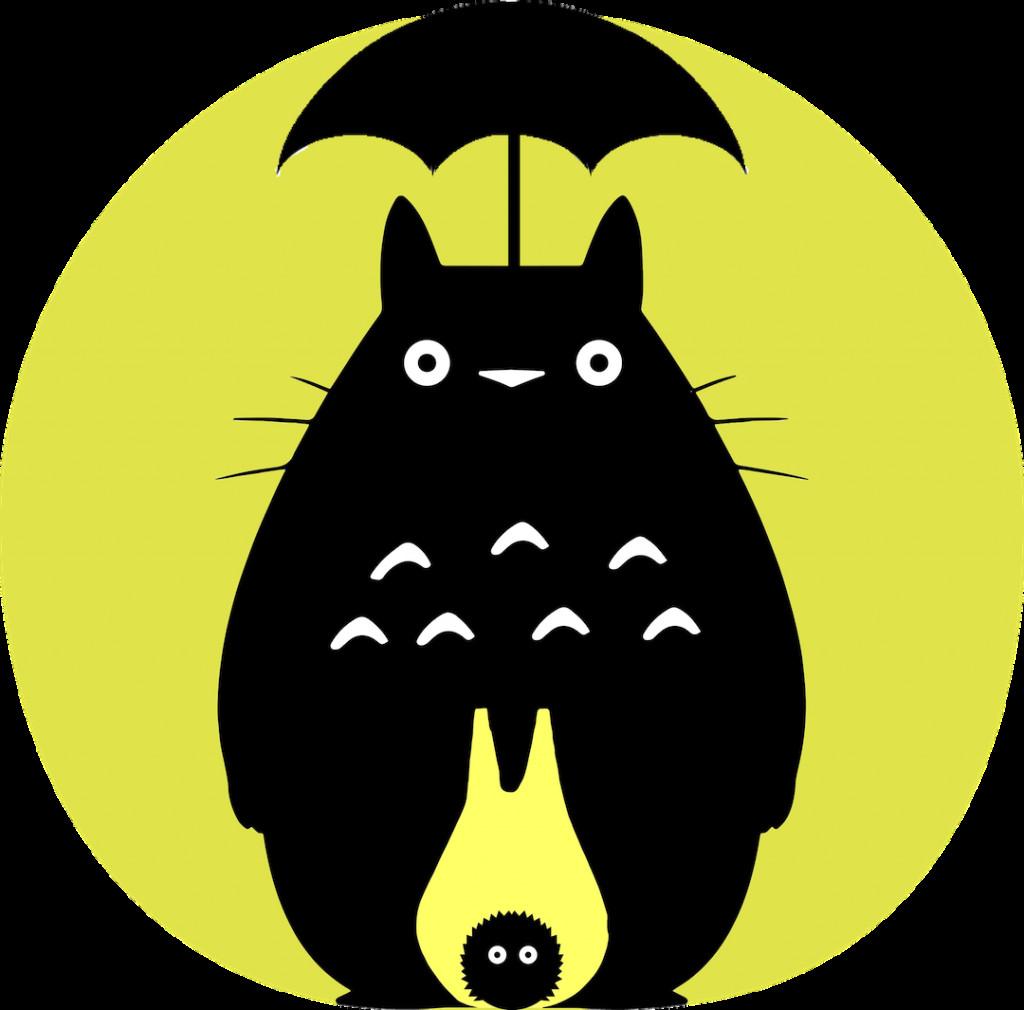 Totoro Pumpkin Pattern Geeky Pumpkin Carving Templates the Nifty Nerd