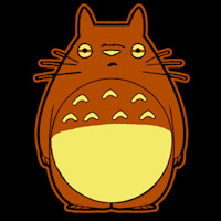 Totoro Pumpkin Stencils totoro Stoneykins Pumpkin Carving Patterns and Stencils