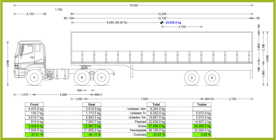 Tractor Trailer Turning Radius Calculate Truck Turning Radius Archives Truckscience