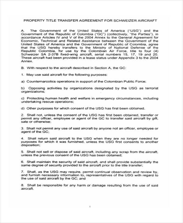 Transfer Of Ownership Agreement 14 Transfer Agreement Templates Free Word Pdf Apple