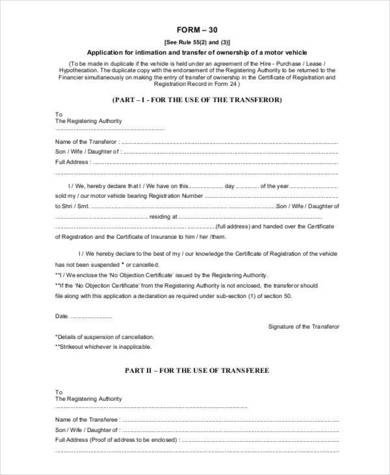 Transfer Of Ownership Agreement 9 Ownership Transfer Letter Samples Pdf Word