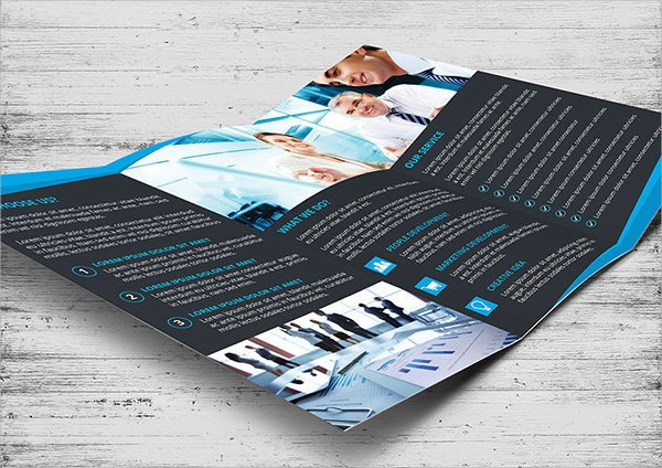Tri Fold Brochure Template Illustrator 10 Tri Fold Brochures Psd Vector Illustrator