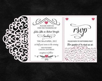 Tri Fold Invitation Templates Tri Fold Invitations