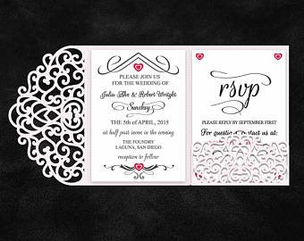 Tri Fold Invitations Template Tri Fold Invitations