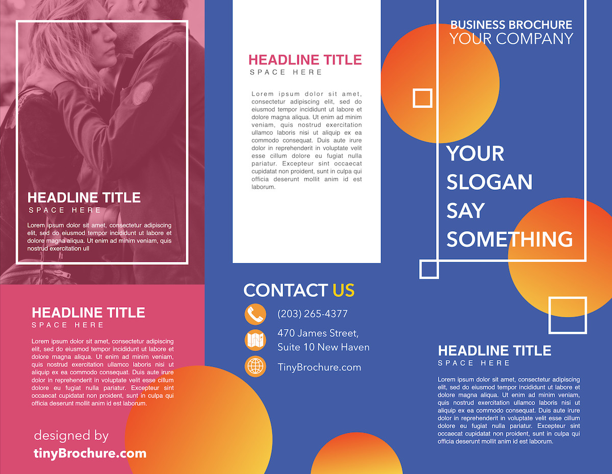 Trifold Template Google Docs 3 Panel Brochure Template Google Docs Free