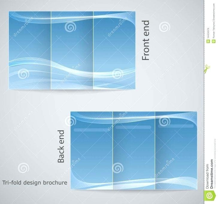 Trifold Template Google Docs Google Docs Brochure Template File Free Download