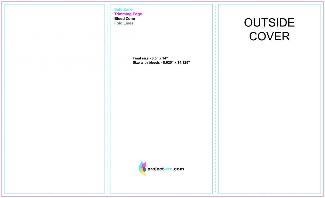 Trifold Template Google Docs Google Docs Tri Fold Brochure Template