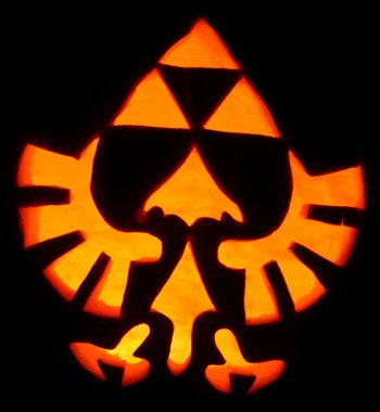 Triforce Pumpkin Stencil Best 28 Geeky Pumpkins Ever Carved Ideas for You & Your Geek