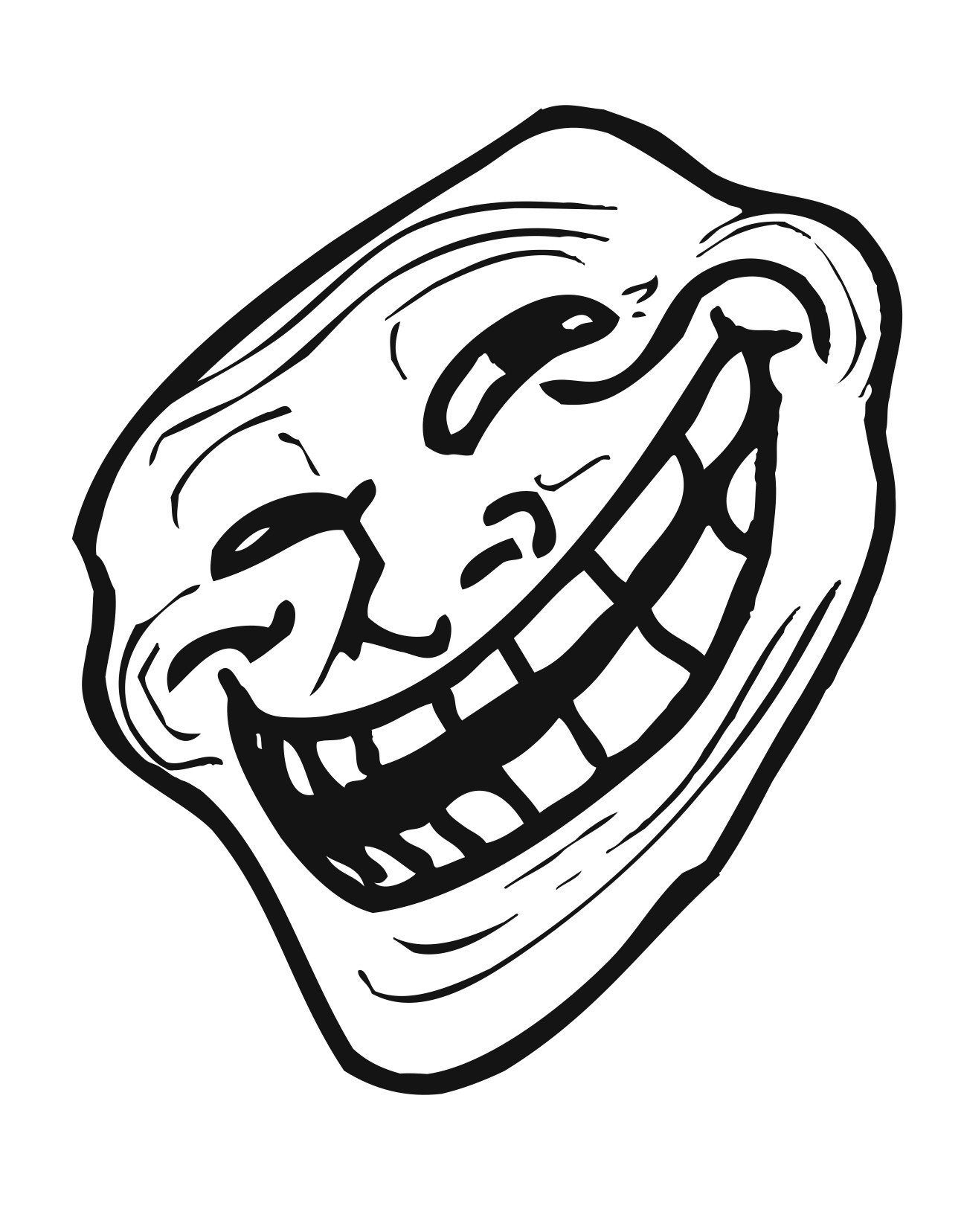 Troll Face Template Amazing ass Pic Bodybuilding forums