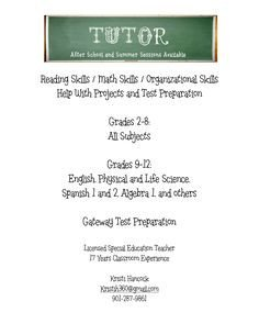 Tutoring Flyer Templates Free 1000 Images About Tutoring On Pinterest
