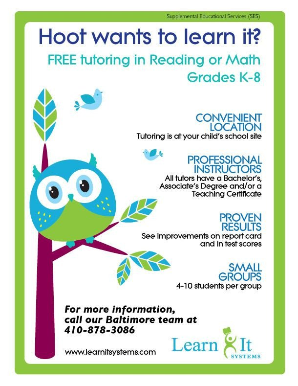 Tutoring Flyers Template Free 15 Cool Tutoring Flyers 9 Tutoring
