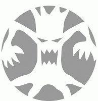 Ucf Pumpkin Stencil 59 Best Stencil Patterns Images On Pinterest