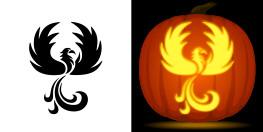 Ucf Pumpkin Stencil Animal Pumpkin Carving Patterns
