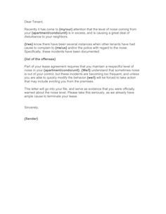 Unauthorized Tenant Letter Template 1000 Images About Printable Documents and Templates On
