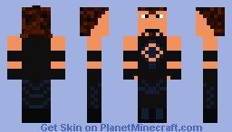Undertaker Minecraft Skin Ministry Undertaker Minecraft Skin