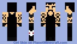 Undertaker Minecraft Skin Wwe the Undertaker Minecraft Skin