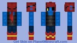 Undyne Minecraft Skin Frisk Undertale Minecraft Skin