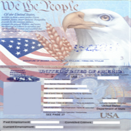 Us Passport Photo Template Us Passport Template Roblox