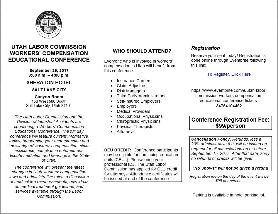 Utah Workers Compensation Waiver form Utah Workers Pensation Waiver Everything You Need to