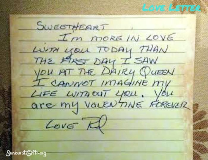 Valentine Letters for Him 17 Best Ideas About Romantic Letters for Him On Pinterest