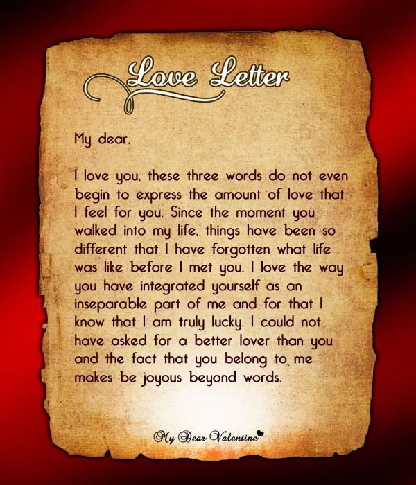 Valentine Letters for Him 17 Best Images About Love Letters for Him On Pinterest
