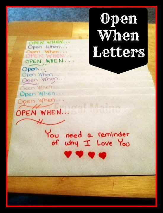 Valentine Letters for Him 25 Sweet Gifts for Him for Valentine S Day