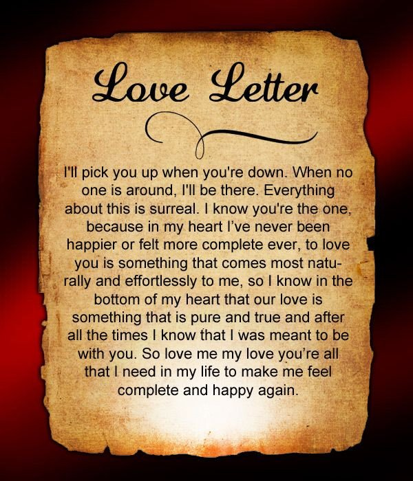 Valentine Letters for Him Love Letters for Him 32 Anniversaries