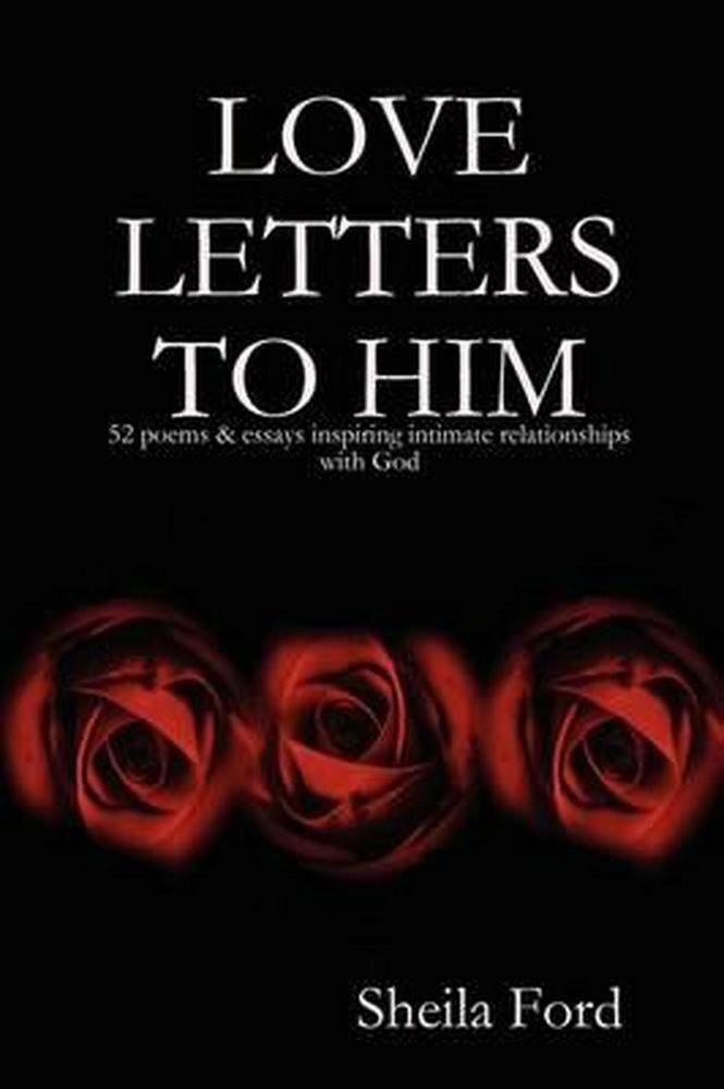 Valentine Letters for Him Love Letters to Him by Sheila ford Paperback Book English