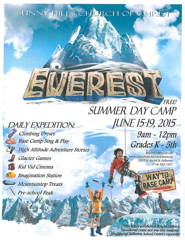 Vbs Flyer Template 9 Best Free Winter Flyer Templates Images On Pinterest