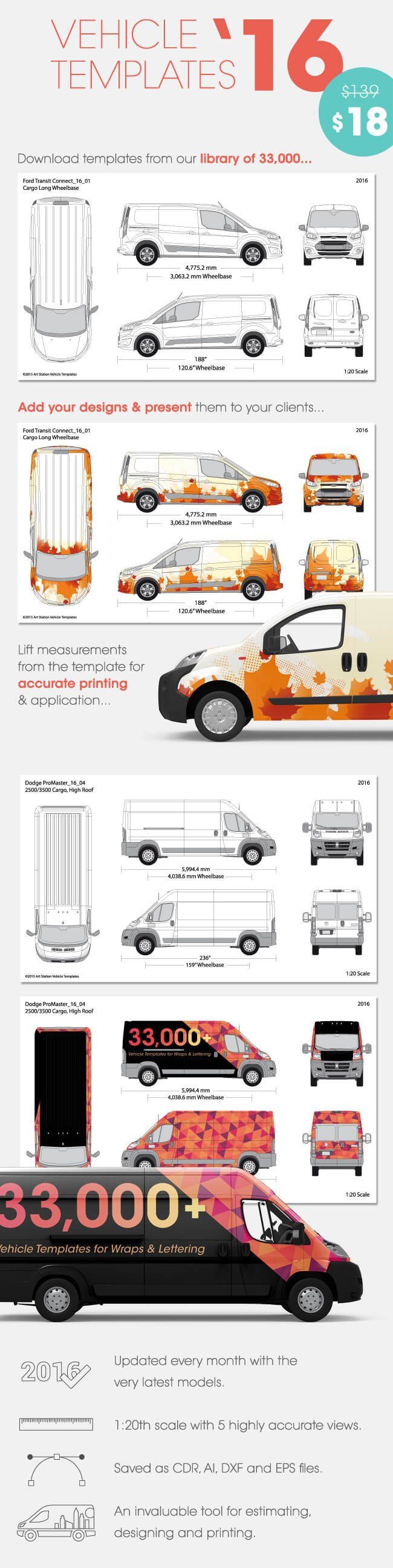 Vehicle Wrap Templates Free Downloads Download 50 Vehicle Templates for Wraps and Lettering From