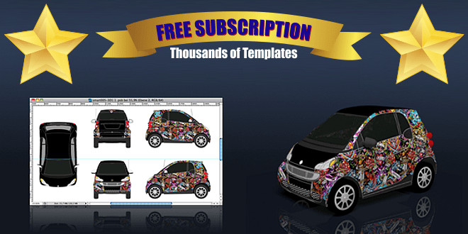 Vehicle Wrap Templates Free Downloads Register for Free Unlimited 2d Vehicle Template Downloads