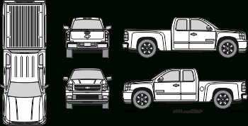 Vehicle Wrap Templates Free Downloads Vehicle Wrap Templates