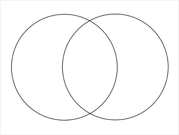 Venn Diagram In Word 10 Microsoft Word Venn Diagram Templates