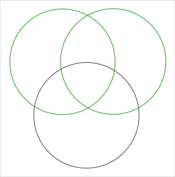 Venn Diagram In Word 36 Venn Diagram Templates Pdf Doc Xls Ppt