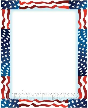 Veterans Day Borders Patriotic Page Borders Clipart Best