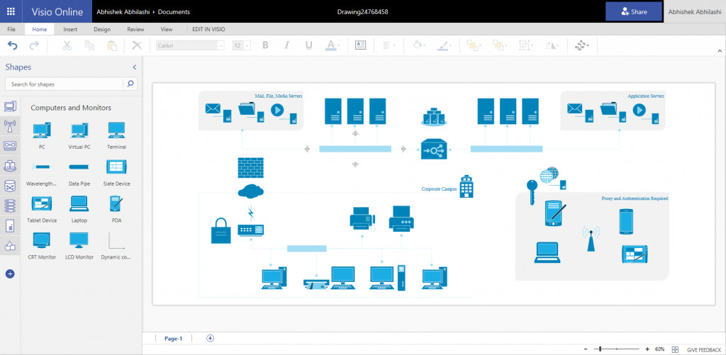 Visio Web Template Visio Blog Microsoft Tech Munity