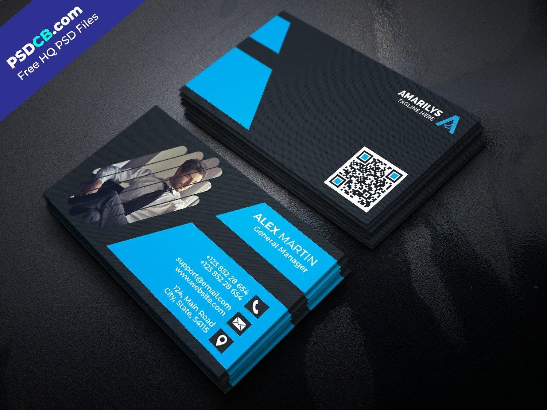 Vistaprint Business Card Photoshop Template Business Card Template Psd 2018 Restaurant 2017