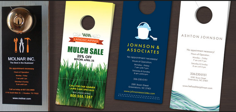 Vistaprint Door Hanger Template Pros and Cons Door Hangers Vistaprint – About Hangers